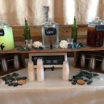Drink Display for Catering